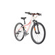 "Ghost Lanao 2.4 AL 24"" Girls star white/neon red/juice"